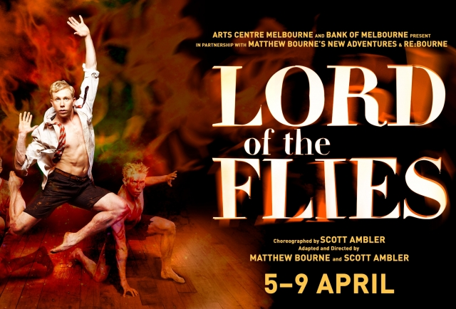 Students cast in Lord of the Flies