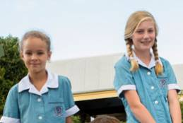 Students develop the International Baccalaureate PYP Attitudes as they move through the Primary Years Program