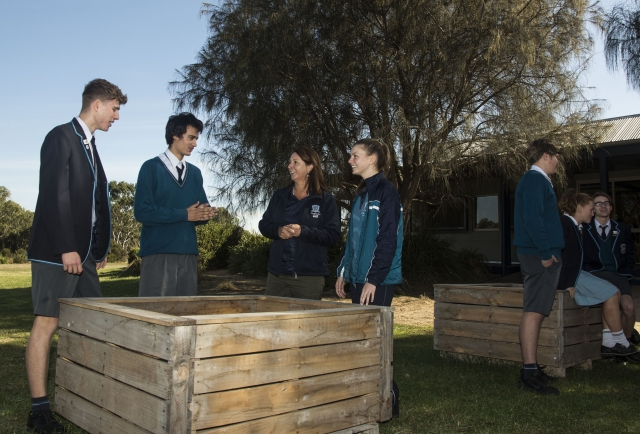 A world where there is enough for all. Deputy Principal writes for The Journal of Environment Education Victoria.