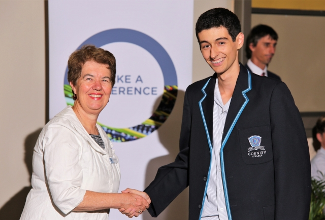 Congratulating our Year 12 students on their VCE results