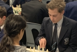 Competing in the Chess Tournament through Southern Independent Schools