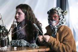 Developing performance skills in The Lion, the Witch and the Wardrobe