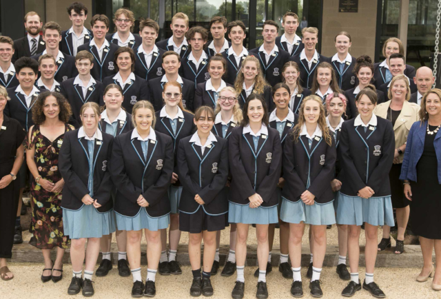 Celebrating the achievements of our Year 12 students